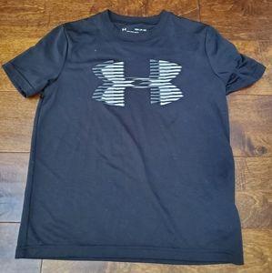 Boy's Under Armour shirt